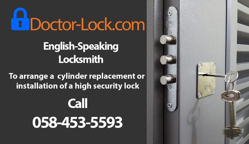 www.doctor-lock.com English-Speaking Locksmith
